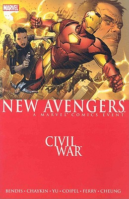 New Avengers 5 By Bendis, Brian Michael/ Chaykin, Howard (CON)/ Ferry, Pasqual (CON)/ Coipel, Olivier (CON)